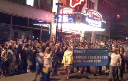 2009 RI Pride Parade