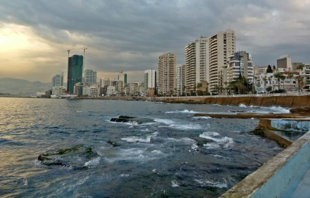 Beirut_Corniche_from_Universtiy_Tower