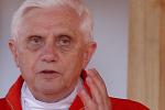 Pope Benedict XVI is now Joseph Ratzinger. His legal future remains unclear.