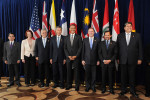 Leaders of the TPP Member States: Gobierno de Chile, Gira a Asia, Creative Commons.