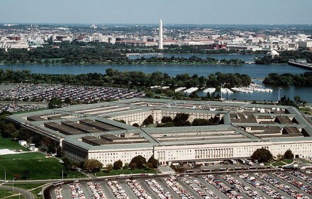 The Pentagon. DoD photo by Master Sgt. Ken Hammond, U.S. Air Force. Wikimedia Commons