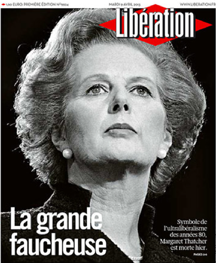 Thatcher Does Not Sow.