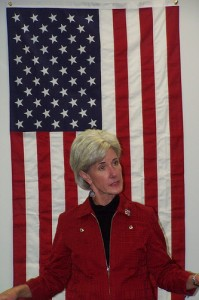 """Kathleen Sebelius really doesn't want universal Plan B access. Image courtesy of """"woohoo120"""" on Flickr."""