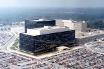 National Security Agency headquarters. (from