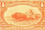 US_stamp_1898_4c_Indian_Hunting_Buffalo
