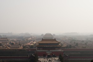 The Forbidden City, Beijing, persists as the symbol of Chinese government power, but will the Communist Party be able to maintain control in the Internet-age? Flickr Public Domain.