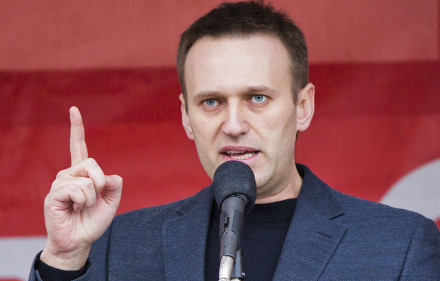 Alexei Navalny. By Evgeny Feldman, Wikimedia Commons, Creative Commons.