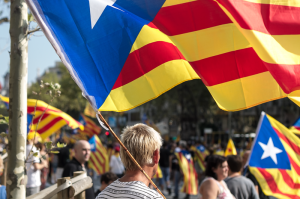 Catalan National Day, 2012. Ivan McClellan, Creative Commons.