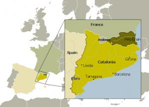 Catalonia. Wikimedia Commons, Creative Commons.
