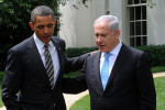 President Netanyahu meets President Obama at the White House. Flickr. Creative Commons License.
