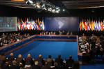 A meeting of the Ibero-American Summit