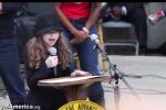 Madison Kimrey Speaks Against North Carolina Voter ID Law