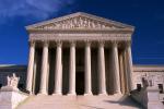United States Supreme Court. Jeff Kubina, Wikimedia Commons, Public Domain.