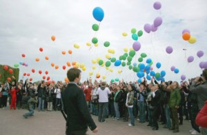 RainbowFLASH, Google Commons, Creative Commons License