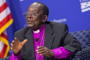 Bishop Christopher Senyonjo has been an advocate for LGBT people in Uganda amid growing homophobia.