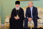 Reversing decades of church-state animosity, Russian Orthodox Patriarch Kirill and Russian President Vladimir Putin both recognize the importance of a strong relationship in order to pursue their interests in Russia and abroad.