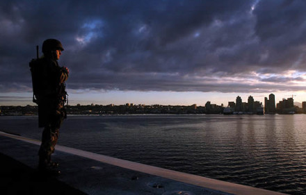U.S. Navy photo, public domain.