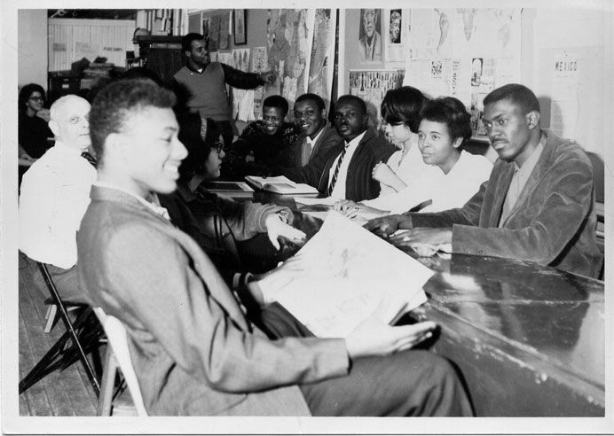 Image courtesy of Tougaloo College Archives