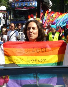 Mariela Castro is both advocate and propaganda machine. Regardless, her efforts towards the LGBTI movement have been derided as superficial.