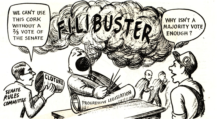 Elegant The Filibuster: A Recipe For Continued Gridlock