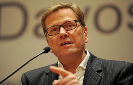 Open Forum: Eurozone - Solidarity or Domination?: Guido Westerwelle