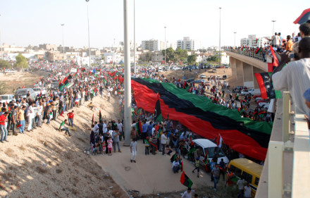 Four years on, post-revolution Libya remains a fractured and unstable nation.