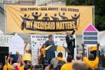 ADAPT Medicaid Rally