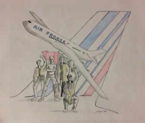 AirFrance Yannick
