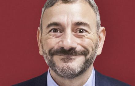 Joel Berg Headshot